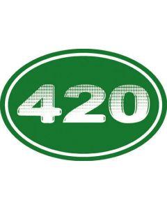 420 Oval
