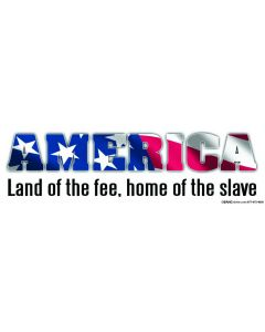 America Land of the Fee