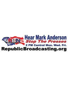 Hear Mark Anderson RBN