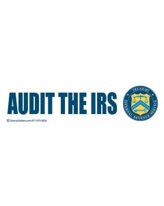 Audit the IRS