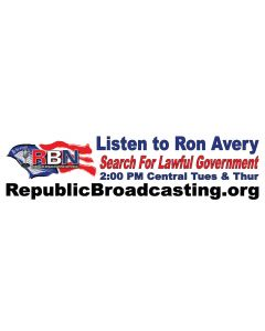 Listen to Ron Avery RBN