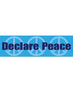 Declare Peace