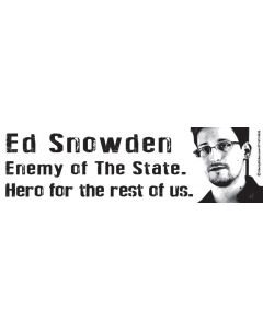 Ed Snowden Enemy of the State