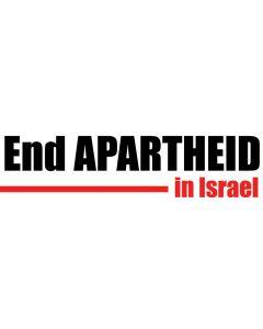 End Apartheid in Israel