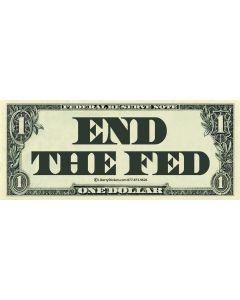 End the Fed (Dollar)