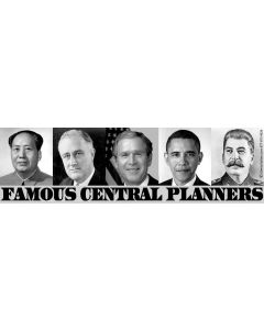 Famous Central Planners