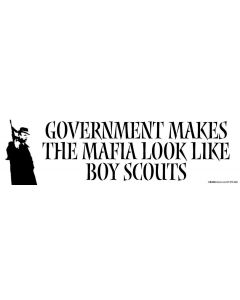 Government Makes The Mafia Look Like Boy Scouts