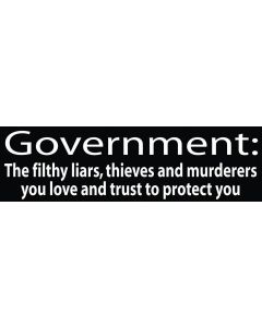 Government the Filthy Liars