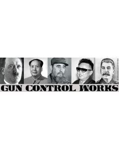 Gun Control Works