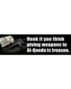 Honk if You Think Giving Weapons