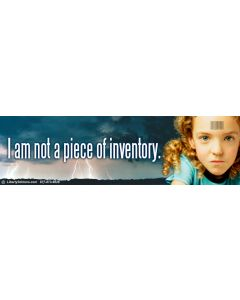 I Am Not a Piece of Inventory