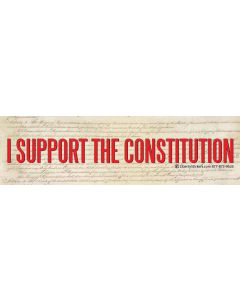 I Support the Constitution