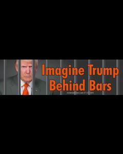 Imagine Trump Behind Bars