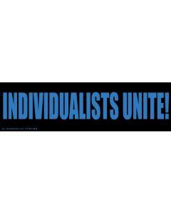 Individualists Unite