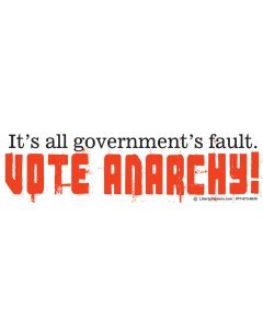 It's all Governments Fault