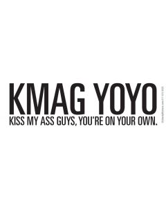 KMAG YOYO