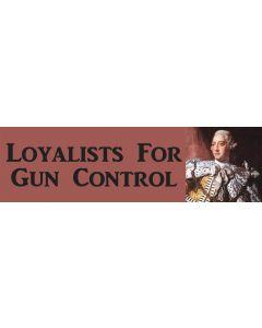 Loyalists for Gun Control