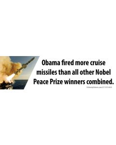 Obama Fired More Cruise Missiles