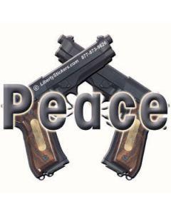 Peace Guns