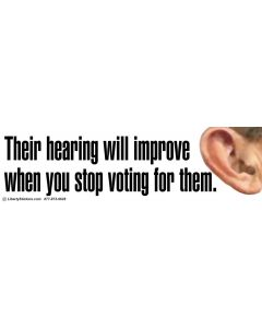 Their Hearing Will Improve